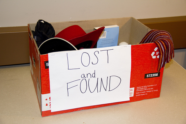 Lost and found: An object lesson in the value of things